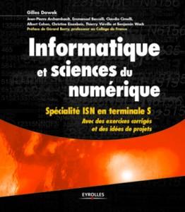 """spécialité """"Informatique et Destiné aux élèves Terminale  S """"Sciences du numérique"""""""